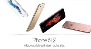 Wecker stellen: iPhone 6S ab morgen früh vorbestellen