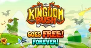 Kingdom Rush: Tower-Defense-Hit ist nun dauerhaft kostenlos