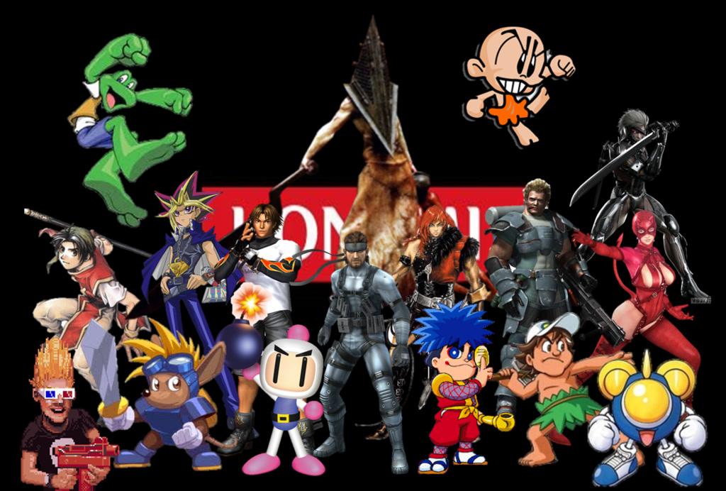 Konami iOS Games