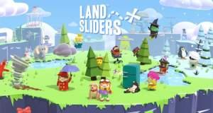 Land Sliders: rutschend über schwebende Inseln