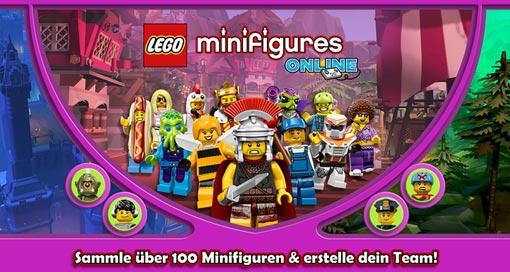 """MMO """"LEGO Minifigures Online"""" erstmals für lau laden"""
