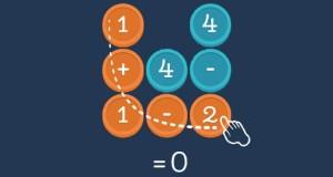 """Zahlen-Puzzle """"Math Academy"""" neu im AppStore: Hauptsache die Null steht…"""
