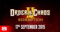 Order & Chaos 2 iOS MMORPG Releasetermin