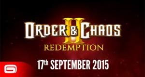 """""""Order & Chaos 2: Redemption"""" erscheint am 17. März"""