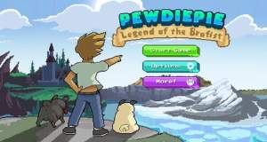 """PewDiePie: Legend of the Brofist"" stürmt die iOS-Charts"