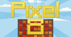 Pixel 8: Pixel-Motive nachzeichnen gegen die Uhr