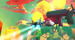 PixWing: schönes Flug-Abenteuer erfordert Ganzkörpereinsatz