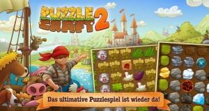 Puzzle Craft 2: Nachfolger von Chillingos Aufbau-Puzzles neu im AppStore