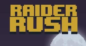 Raider Rush: im Zickzack-Sprung auf der Flucht vor der Lava