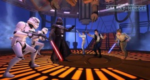 "EA zeigt ""Star Wars: Galaxy of Heroes"" im Trailer"