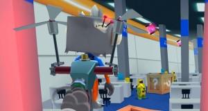 Super Boost Monkey: Endlos-Flug mit Flappy-Bird-Steuerung