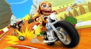 """Super Nitro Chimp: Fun-Racer auf den Spuren von """"Super Mario Kart"""" erscheint in Kürze"""