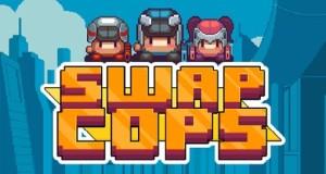 "Swap Cops: einfach gehaltenes Strategiespiel des ""Swap Heroes""-Entwicklers"