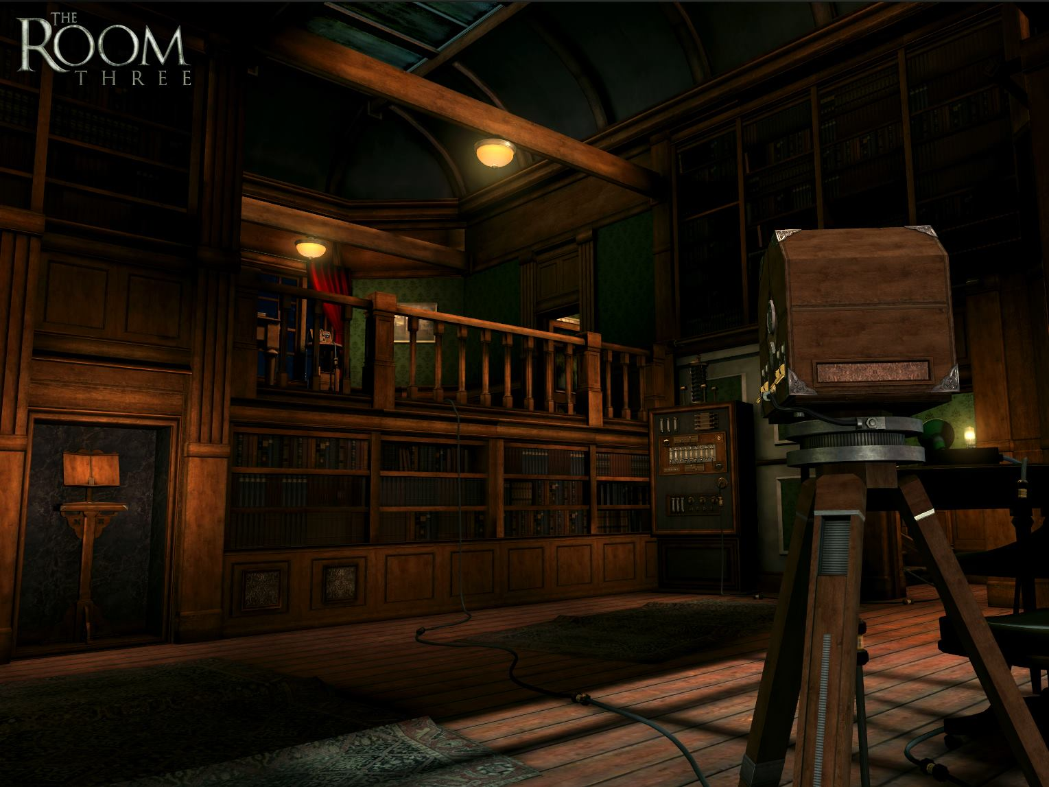 The Room Three iOS