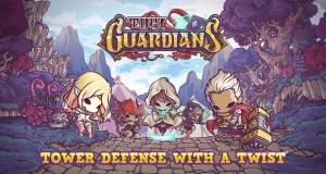 Tiny Guardians: bewegtes Tower Defense erstmals reduziert