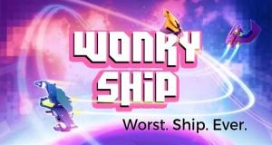 Wonky Ship: der schwerste Highscore-Flug durchs All?