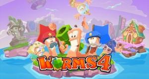 """""""Worms 4"""" neu für iOS: eine neue Runde Würmerkrieg"""