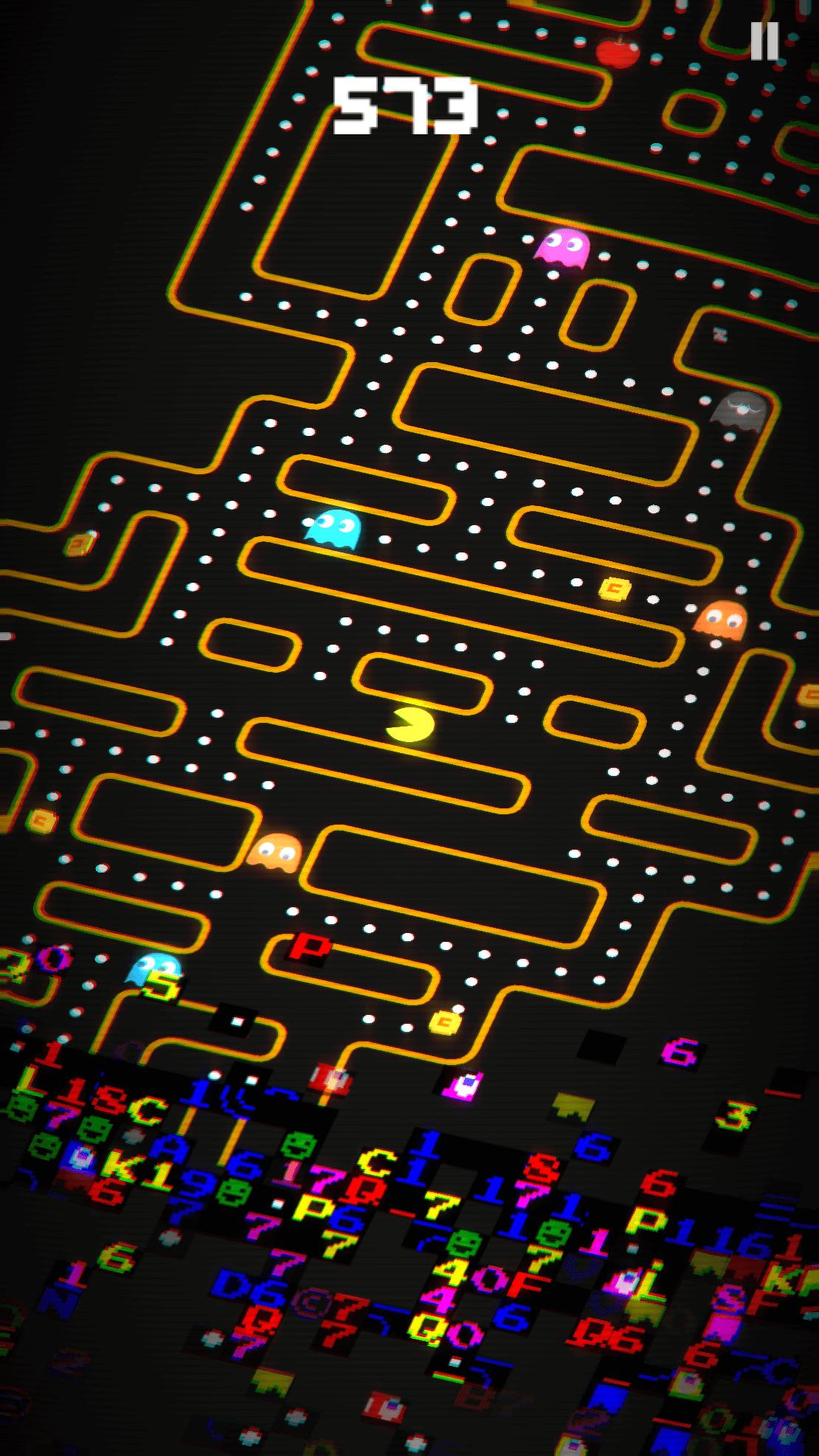 PAC-MAN 256 iOS