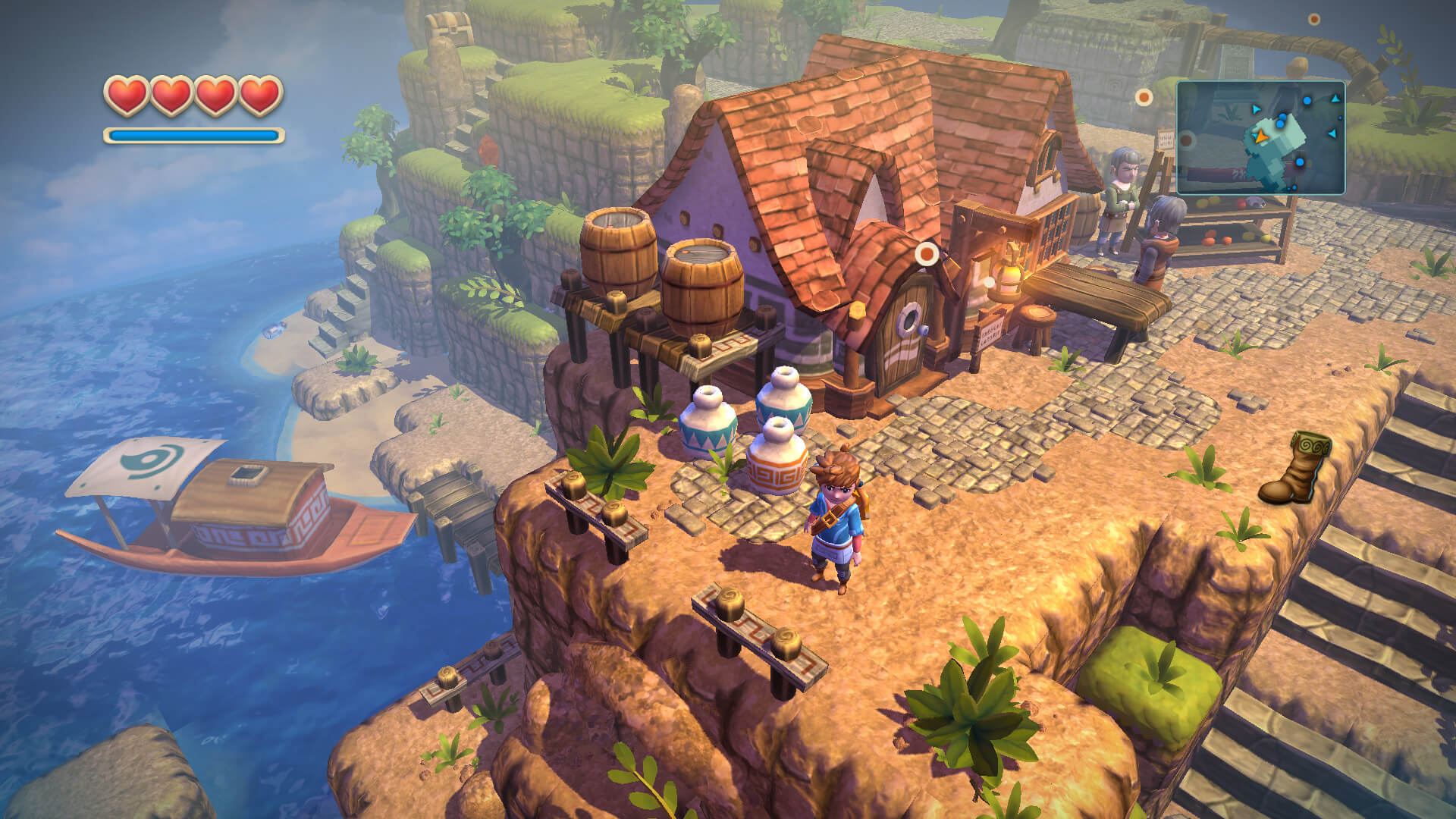 Oceanhorn Apple TV