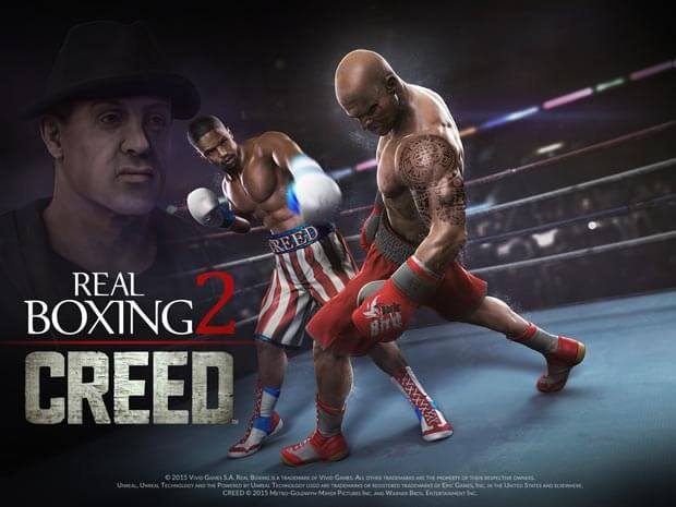Real Boxing 2 CREED iOS