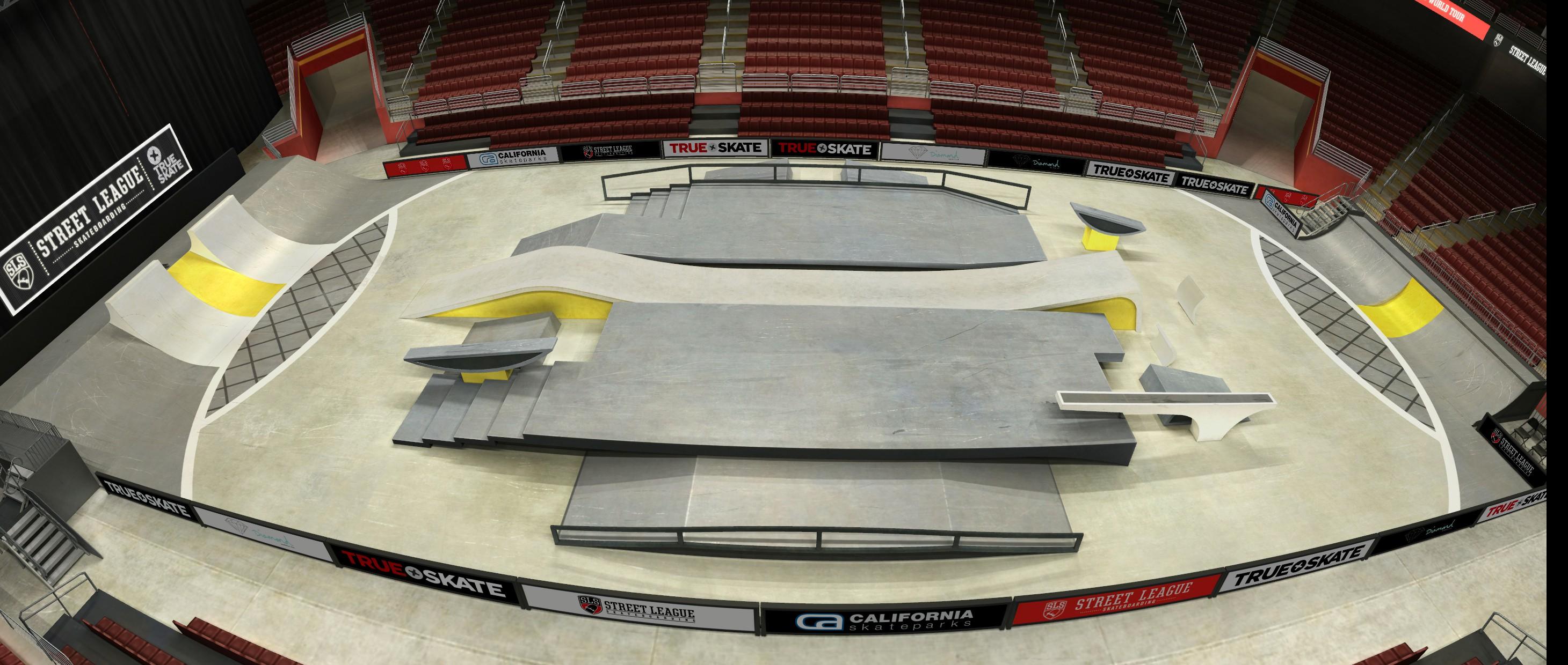 True Skate iOS