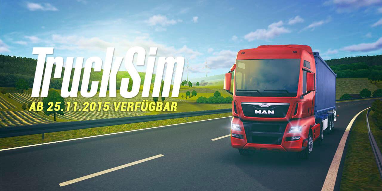 TruckSim iOS