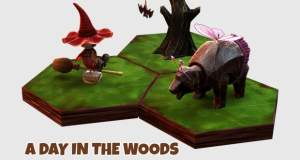"Premium-Puzzle ""A Day In The Woods"" erhält Halloween-Update & ist im Angebot"