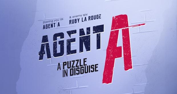 """Schnappt Ruby La Rouge im kniffligen Puzzle-Adventure """"Agent A"""""""