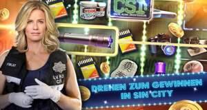 """""""CSI: Slots"""" neu von Gameloft: Kriminalfälle als Glücksspiel"""