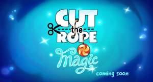 """ZeptoLab hat """"Cut the Rope: Magic"""" für iOS und Android angekündigt"""