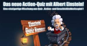 Einstein Quiz Runner: Mischung aus Endless-Runner und Quiz