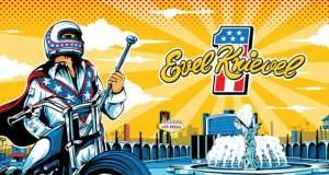 Evel Knievel: der berühmteste Motorrad-Stuntman der Welt erhält eigenes Trial-Rennspiel