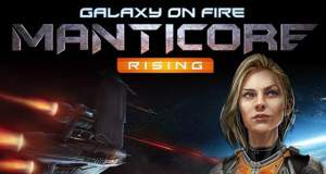 """Galaxy on Fire – Manticore Rising"" für Apple TV: Grafik wow, Gameplay mau"