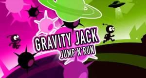 Gravity Jack: Jump & Run im Kreis mal wieder kostenlos