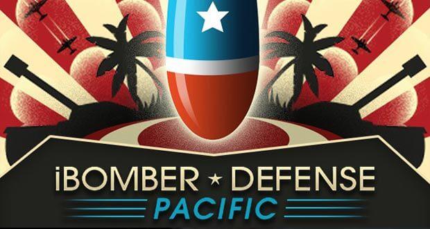 "Tower-Defense-Spiel ""iBomber Defense Pacific"" gratis statt 2,99€"