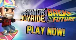 """Mit """"Jetpack Joyride"""" geht es """"Zurück in die Zukunft"""""""