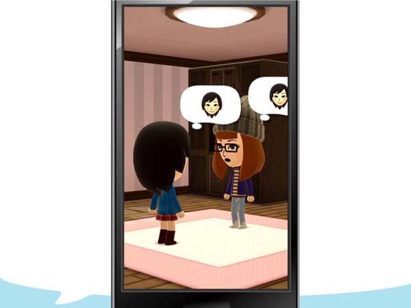 Miitomo Nintendo iOS Game