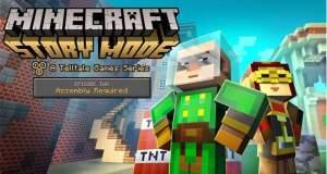 """Assembly Required: 2. Episode von """"Minecraft: Story Mode"""" bereits erhältlich"""