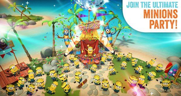 """EA eröffnet das """"Minions Paradise"""" weltweit im AppStore"""