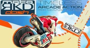 moto RKD dash: rasantes Motorrad-Rennspiel im klassischen Arcade-Stil