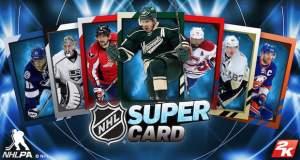 """""""NHL SuperCard"""" von 2K: neuer Card-Battler auf dem Eis"""