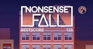 Nonsense Fall: neuer Highscore-Runner von Ketchapp Games