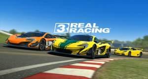 """5 neue Boliden: McLaren-Update für """"Real Racing 3"""""""