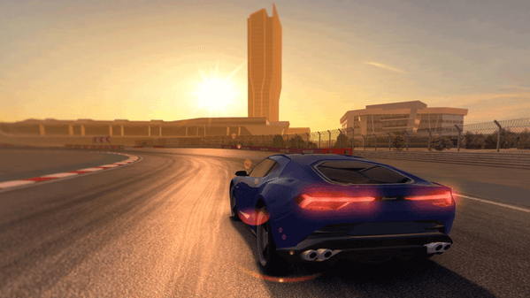 Real Racing 3 iOS