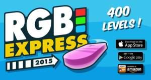RGB Express: tolles Lastwagen-Puzzle erhält 40 neue Level, Expertenmodus & mehr