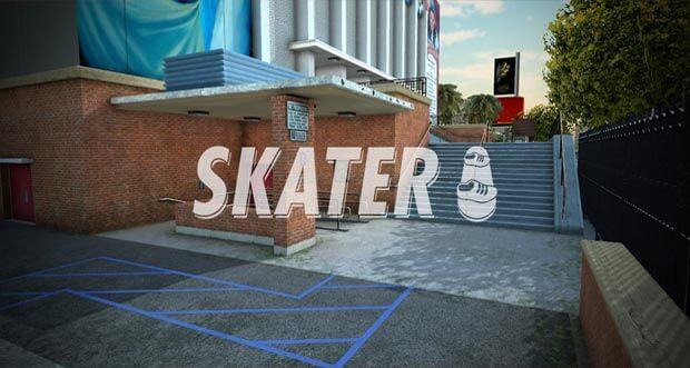 """""""Skater"""" im Angebot & dank Update auch jetzt für iPad optimiert"""