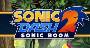 """Segas neuer Endless-Runner """"Sonic Dash 2: Sonic Boom"""" ist in den AppStore gerannt"""