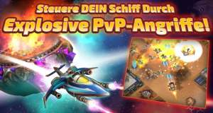 """Space Miner Wars: """"Clash of Clans""""-Klon trifft Space-Shooter"""