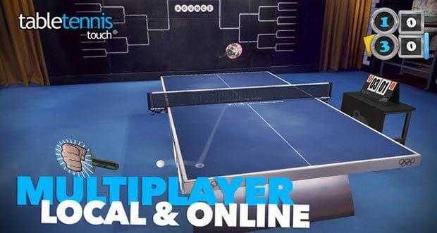 """""""Table Tennis Touch"""" erhält lange ersehnten Mehrspieler-Modus"""