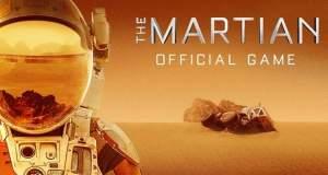 Der Marsianer: offizielles iOS Spiel zum neuen Kinofilm mit Matt Damon